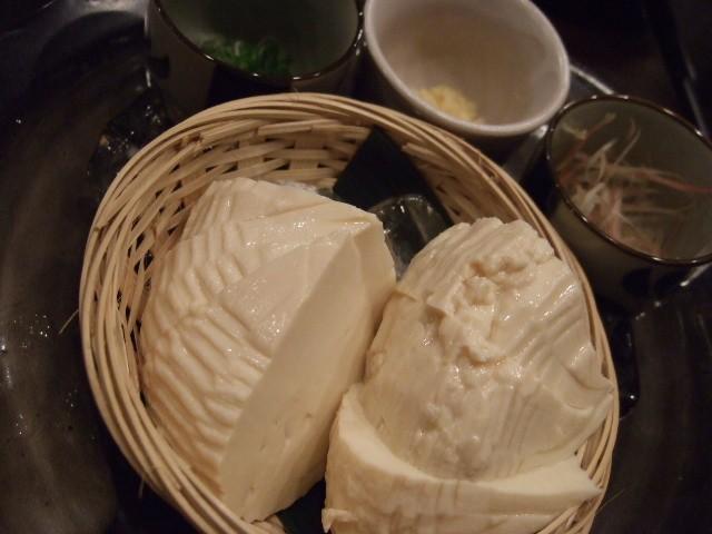 Mのディナー 豆腐三昧 住吉区 「住吉 豆家」