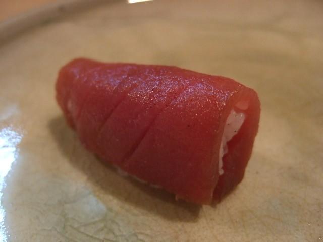 Mのディナー 暖簾看板無しのお忍びの寿司屋 「まさる」