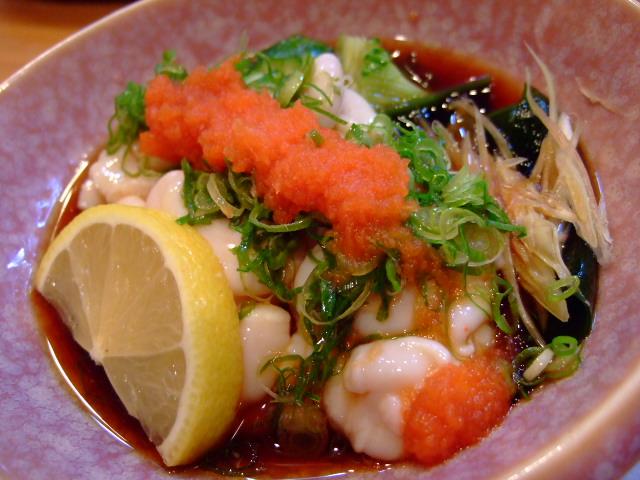 Mのディナー 新鮮で旨い穴場な寿司屋 「海力」
