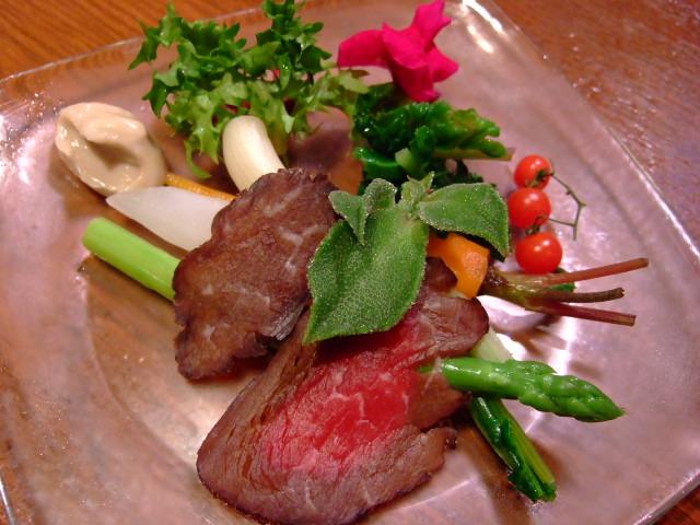 Mのディナー 何度来ても感動! 神山町 「洋食の店 ア・ラ・カルト」