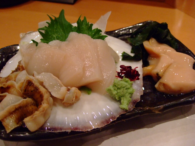 Mのディナー 旨くて安い!お値打ちの寿司屋 東心斎橋 「ひび喜」