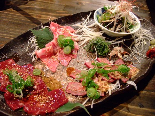 Mのディナー 絶品のお肉とお鍋 喜連瓜破 「和侖(ワロン)」