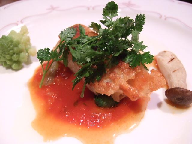 Mのディナー 予約が取れないお店 神山町 「洋食の店 ア・ラ・カルト」