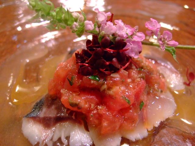 Mのディナー 美味しすぎて楽しすぎた夜 神山町 「洋食の店 ア・ラ・カルト」