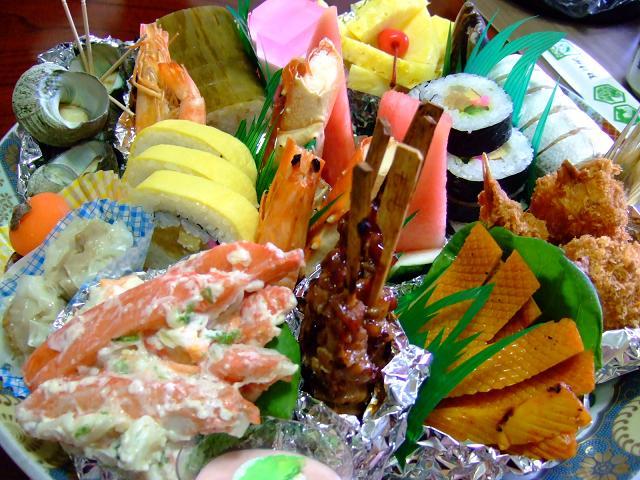 Mのディナー 豪華な高知の郷土料理 「中村鮮魚店」