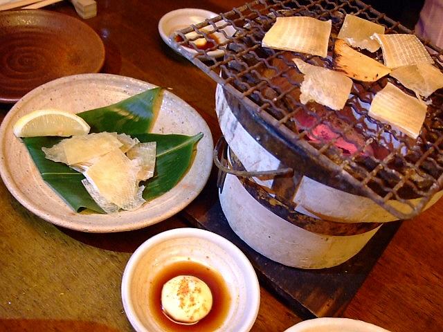 Mのディナーその2 雰囲気の良い焼酎バー 「焼酎のむねん」