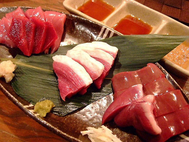 Mのディナー 新鮮な絶品鴨料理! 心斎橋 「やき亭 ぼーの」