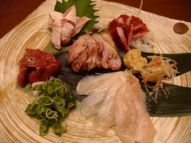 Mのディナー 非常に満足度が高い焼鳥屋さんです! 本町 「旬感野菜と香地鶏 本気炭火焼鶏料理 壱屋 本町店」