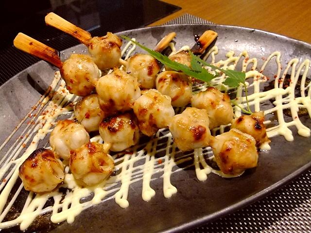 Mのディナー  高級店でちょっと飲みする幸せ(^^  江坂  「口福家 にし川」