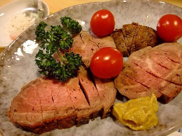 Mのディナー 駅ビル徘徊シリーズその3 名物にんにくスープで温まりました! 大阪駅前第2ビル 「かわさき」