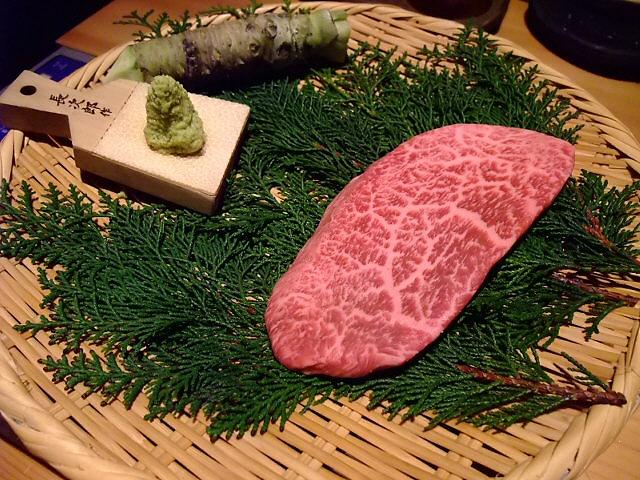 Mのディナー 前回よりもさらに美味しくなっていました! 北区山崎町 「吟味屋」