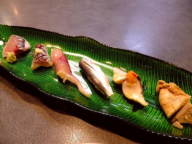 Mのディナー ミナミの名店で旨い肴に旨い酒 東心斎橋 「ぶいはち」