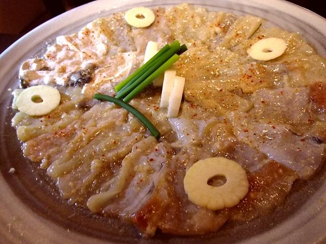 Mのディナー  絶品とらふぐがリーズナブルに食べられる穴場!  寺田町  「大阪とらふぐの会 焼の一上」