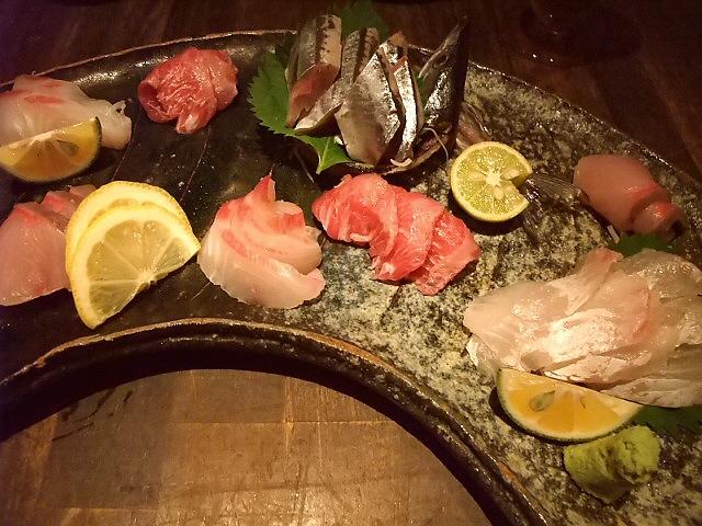 Mのディナー 夜も素晴らしくお値打ちでした! 福島区 「旬野菜 聖護院 (しょうごいん)」