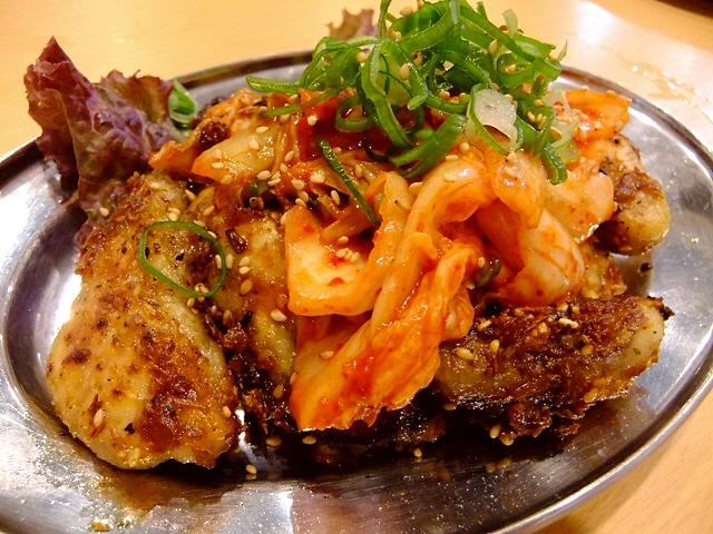 Mのディナー   真夏でも新鮮な牡蠣の様々な料理がいただけます!   阿倍野  「鉄板居酒屋 牡蠣 やまと」