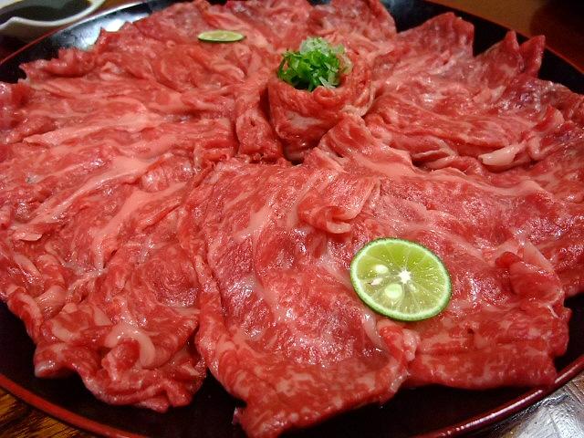 Mのディナー 海鮮割烹で絶品和牛しゃぶしゃぶ 弁天町 「みや乃」