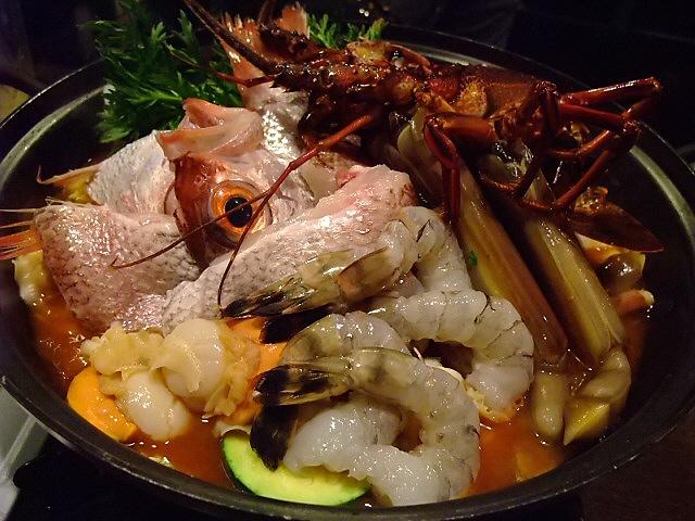 Mのディナー 素材の良さが光るお洒落な韓国料理屋さん 天五 「ほうば」