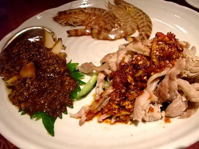 Mのディナー 人気中華と淡海地鶏と人気ラーメン屋さんの絶品コラボ 「中国厨房 しゃんらん」