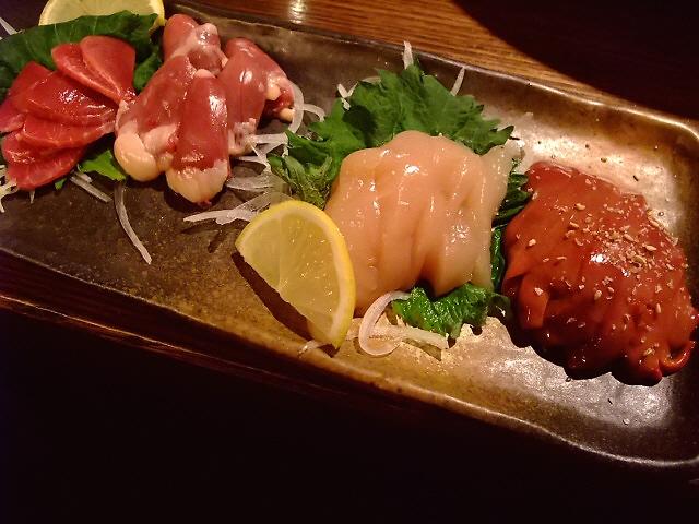 Mのディナー 本格地鶏料理が味わえる穴場店 北堀江 「地鶏家 玄樹」