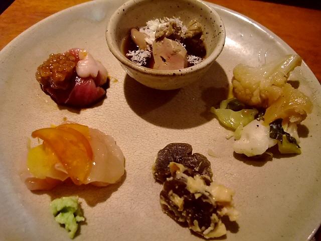 Mのディナー 驚愕のコスパ!絶品鶏料理の超お値打ちコース 堂島 「市松」