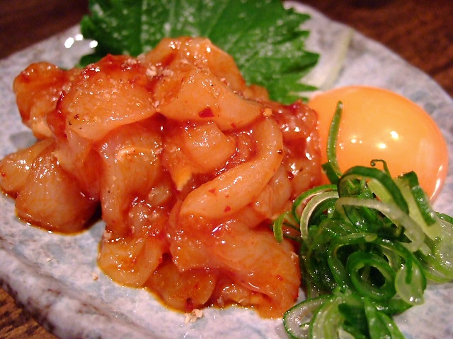 Mのディナー 安くて旨い炭火焼きのお店 恵美須町 「ぶえの」