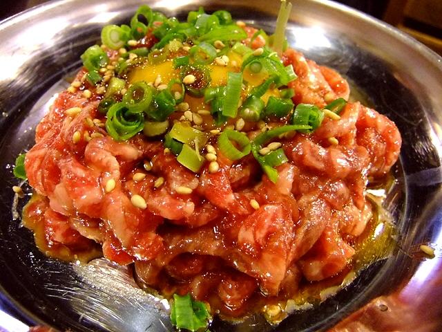 Mのディナー 超新鮮激ウマホルモンと名物唐辛鍋が食べられます! 寺田町 「ホルモン大和 寺田町店」