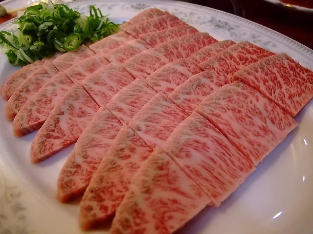 Mのディナー ここの伊賀肉は最高です! なんば 「弁慶」