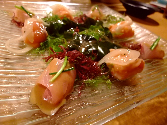 Mのディナー 高級洋食屋さんのあまりにもお得なコース! 福島区 「Chez Noix(シェノワ) 新福島店」