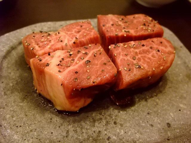 Mのディナー 絶品宮崎牛とトリッパ焼き鍋のお店 谷町六丁目 「肉匠みやざき」