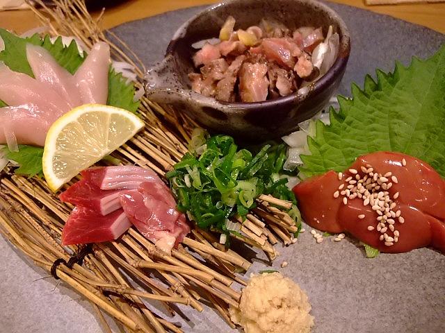 Mのディナー 宮崎の神髄が味わえるお店 北新地 「宮崎郷土料理 てげてげ」