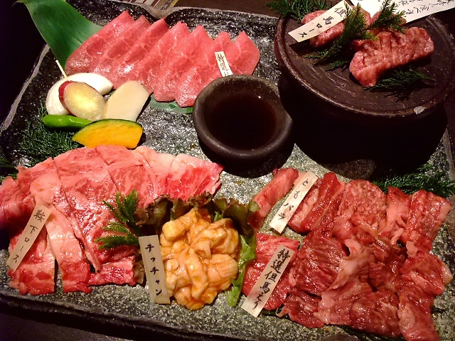 Mのディナー 焼き肉の日は焼き肉です! 豊中市 「但馬屋 千里」