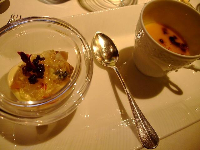 Mのディナー やなもり農園新年会に参加させていただきました! ホテルニューオータニ大阪 「サクラ」