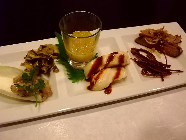 Mのディナー 念願の大人気中華に行ってきました! 北新地 「中国料理 星華」