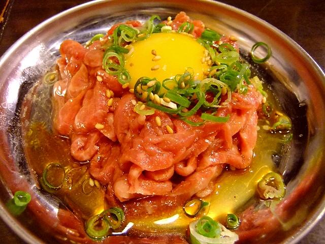 Mのディナー  新鮮ホルモンが安くて旨い!  寺田町  「ホルモン大和 寺田町店」