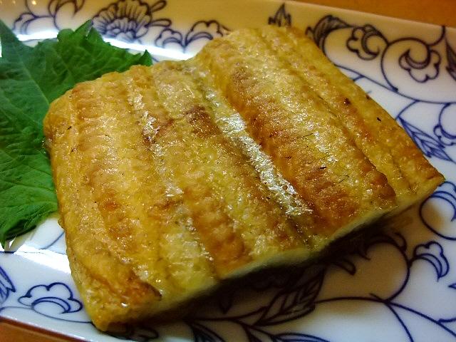 Mのディナー 四万十川の天然鰻!生まれて初めて食べました! 福島区 「花仙」