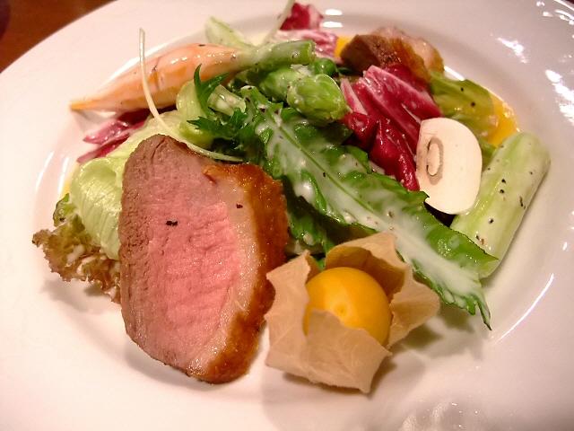 Mのディナー 大好きなお店でお祝いしていただきました! 北区神山町 「洋食の店 ア・ラ・カルト」