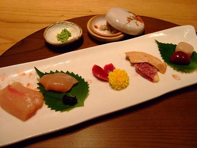 Mのディナー 地鶏のお店でいただく幻の豚! 滋賀県 「じどりや 穏座」