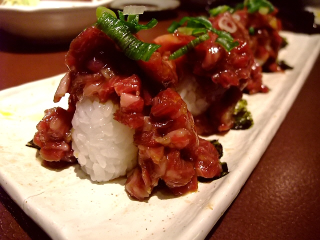 Mのディナー 今年最後の肉(29)の日は・・・ 兵庫県 「ポッサムチプ」