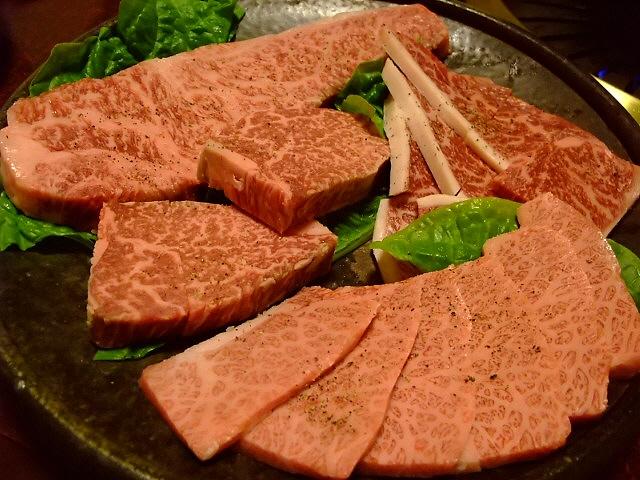 Mのディナー 岡山県が誇る幻の千屋牛がとてもリーズナブルにいただけます! 宝塚市 「焼肉 千屋牛」