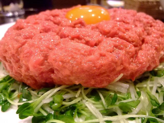 Mのディナー 史上最大のタルタル祭り! 高槻市 「カフェレストラン GinGemBre(ジャンジャンブル)」