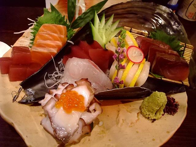 Mのディナー 南国情緒ある店内で沖縄料理を満喫! 本町 「和琉酒菜 空 船場ゆいまーる店」