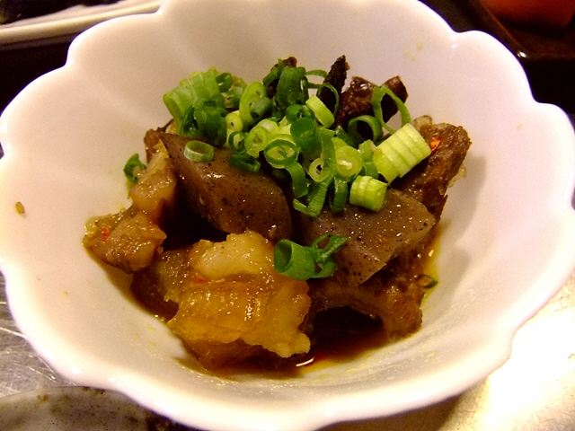 Mのディナーその1 知る人ぞ知る堺の只者ではない立ち飲み屋さん  堺市  「西口酒店」
