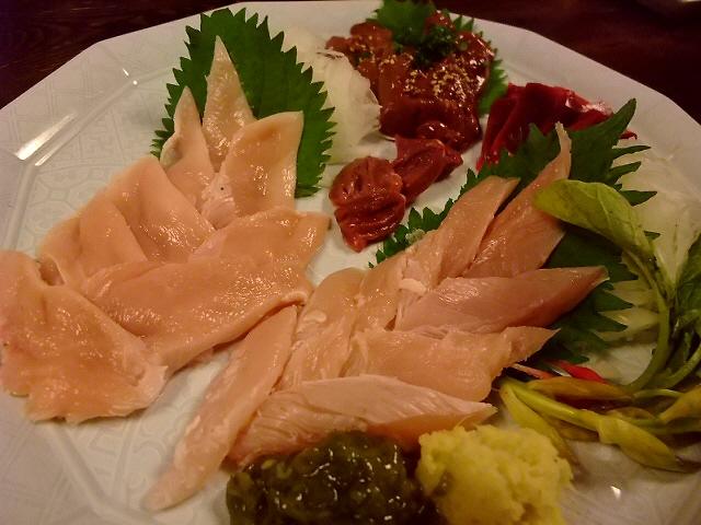 Mのディナー 本格宮崎郷土料理がリーズナブルにいただけます 北新地 「宮崎郷土料理と佳酒・佳菜 亀千代」