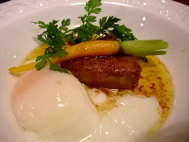 Mのディナー 久々に感動のディナーをいただきました 北区神山町 「洋食の店 ア・ラ・カルト」
