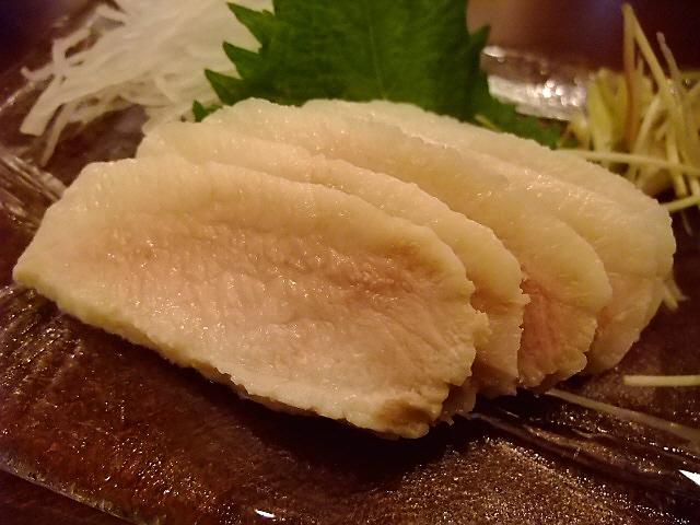 Mのディナー やっぱりここの鹿篭豚は旨すぎます! 福島区 「酒縁 ゆるり」