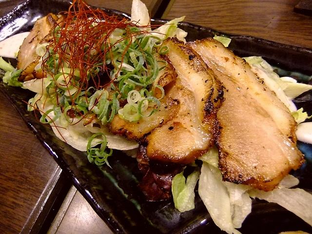Mのディナーその2  居酒屋使いも最高です!  北区豊崎  「情熱うどん 讃州」