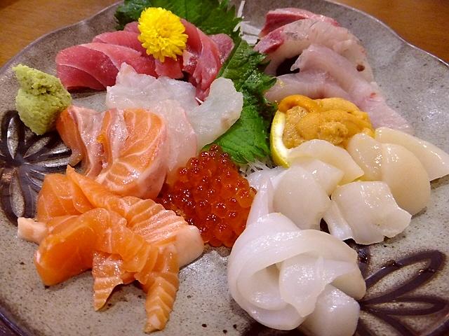 Mのディナー 豪快ボリュームと圧倒的コスパの大人気居酒屋! 天神橋3  「新鮮魚料理 うをひろ」