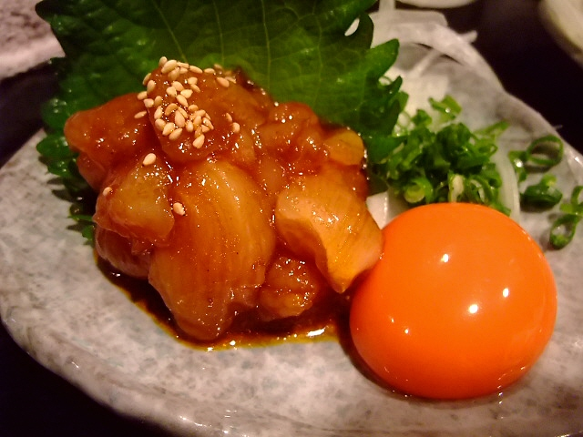 Mのディナー 旨くて安くてお値打ちの鳥を堪能してきました! 恵美須町 「ぶえの」