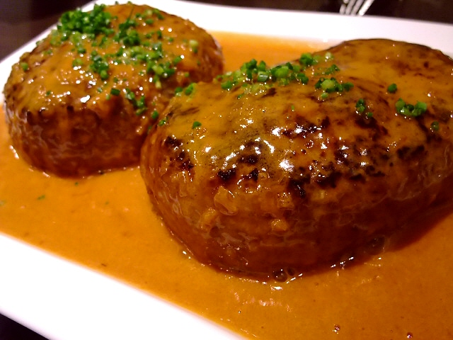 Mのディナー 大満足の肉尽くしコース 高槻市 「カフェレストラン GinGemBre(ジャンジャンブル)」
