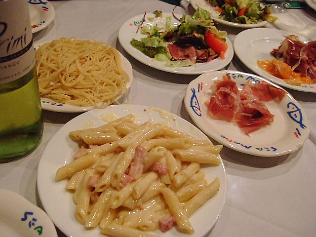 Mのディナー 「関西うどん新麺会2008」に参加させていただきました!
